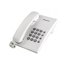 Panasonic Wall Mountable Integrated Single Line Phone
