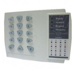 Digital Frontier 16 Zone Alarm Keypad