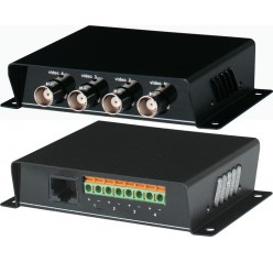 4 Channel Video Transceiver & Receiver
