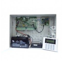 AX1 Alarm System Package with Voice ( 1 LCD Keypad )