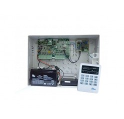 AX1 Alarm System Package with Voice ( 1 LED Keypad )
