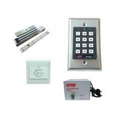 DK-9520 Standalone Pin Door Access System