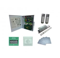 Single door Card Access Proximity TCP/IP system c/w 1 Reader