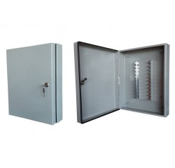 100 pairs electro-galvanized Metal DB box