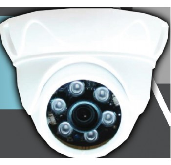 SECU-I 2MP 1080P IR DOME CAMERA