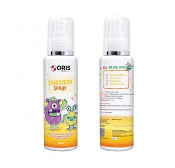QRIS SANITIZER (LIQUID/SPRAY)